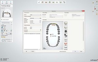 Kulzer - DentalDesigner™ – The CAD software from 3shape